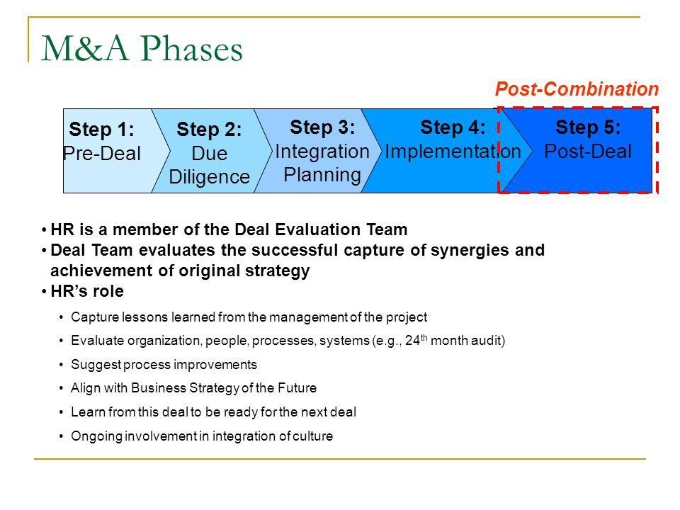 Step 3: Integration Planning