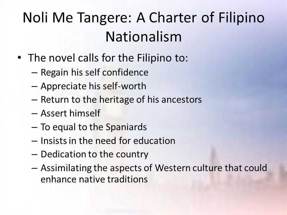 Noli Me Tangere: A Charter of Filipino Nationalism