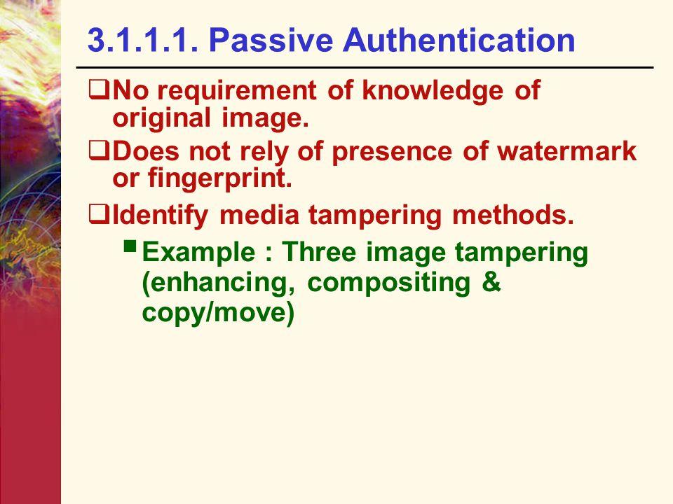 3.1.1.1. Passive Authentication