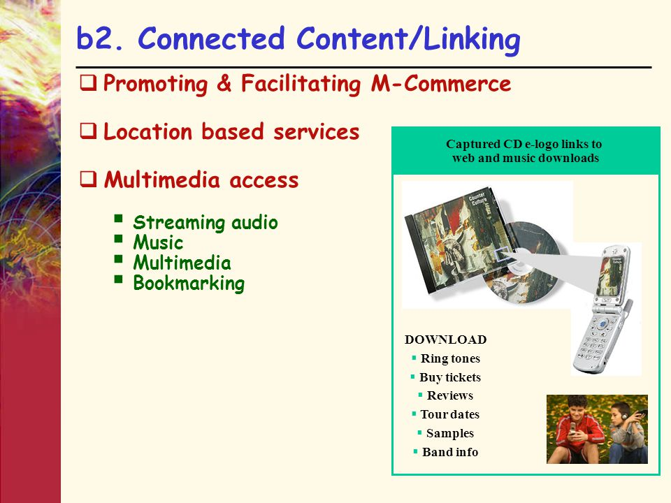 b2. Connected Content/Linking