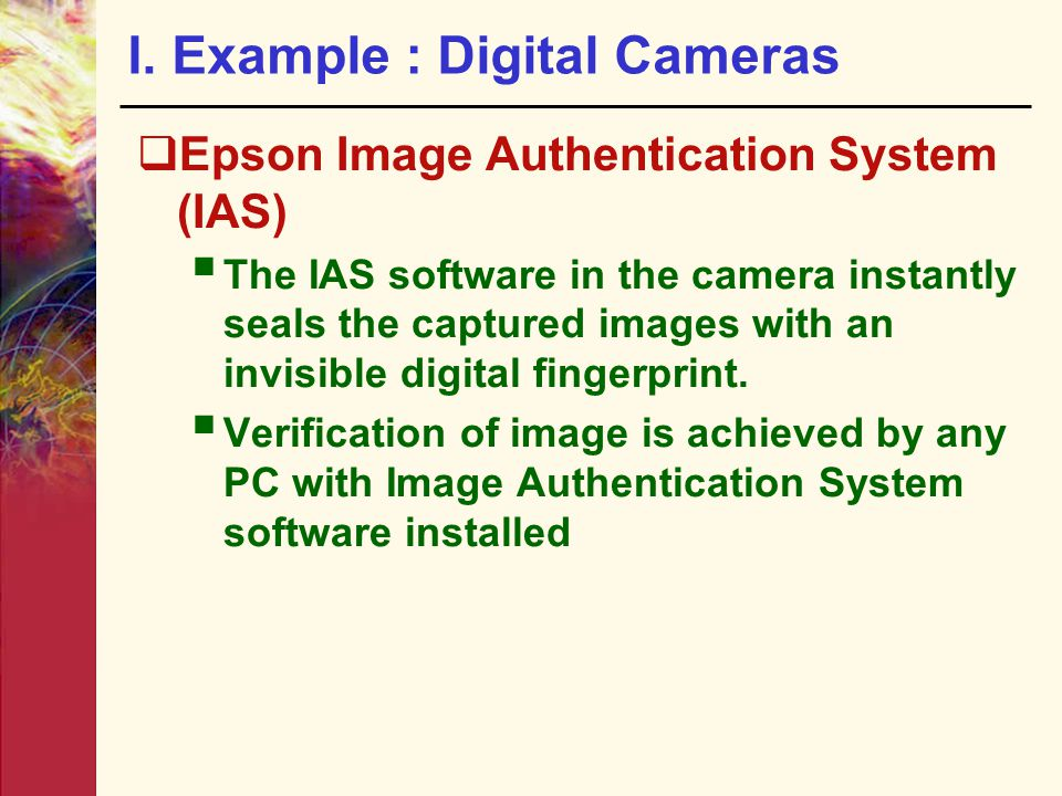 ch 7 multimedia security - ppt download