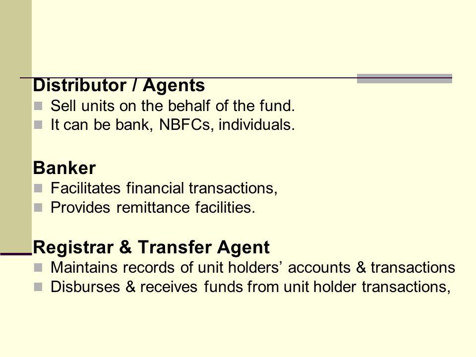 Registrar & Transfer Agent