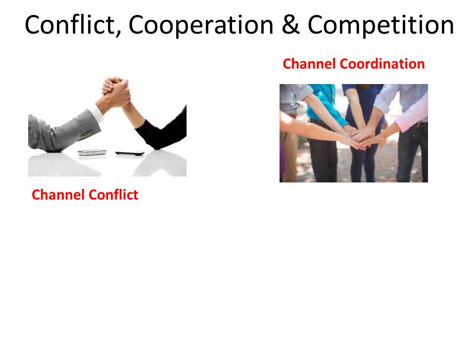 Conflict, Cooperation & Competition