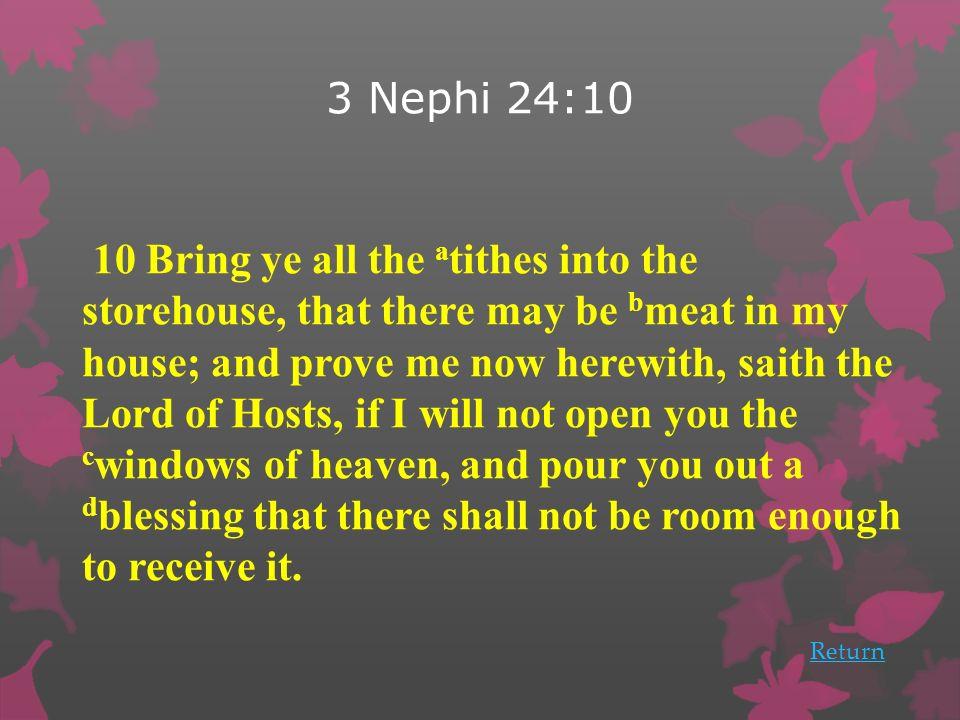3 Nephi 24:10