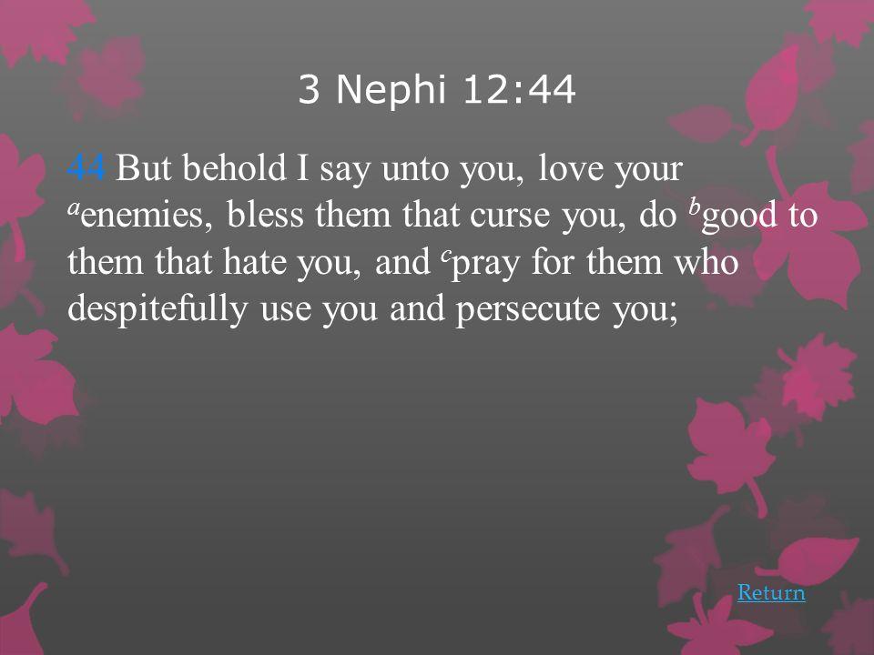 3 Nephi 12:44