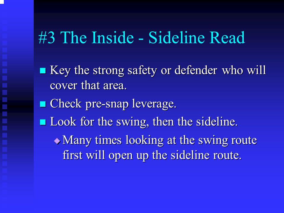 #3 The Inside - Sideline Read