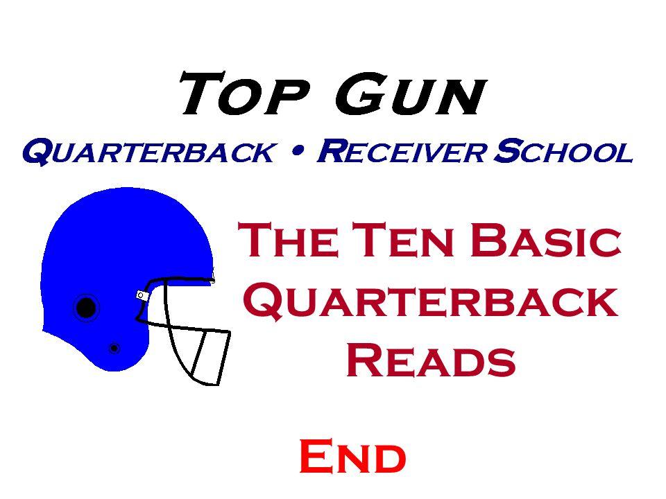 The Ten Basic Quarterback Reads