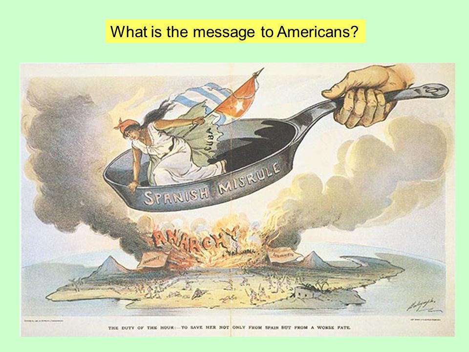 What is the message to Americans