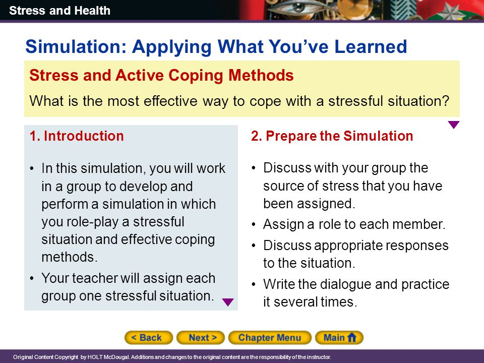 Simulation: Applying What You've Learned
