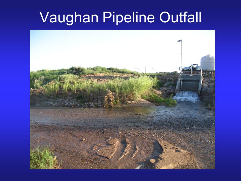 Vaughan Pipeline Outfall