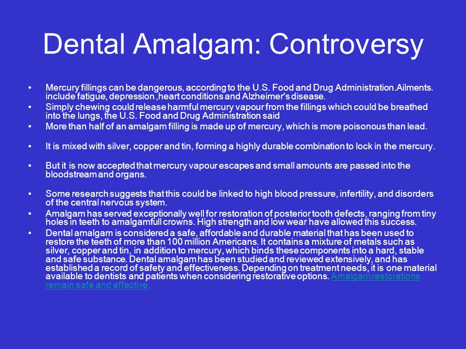"how to differentiate between amalgam alloy and dental amalgam essay Free essay: dental amalgam amalgam dental restorations which are also known  as  ""amalgam is in the same safety class as gold and composite fillings"" (fda)  and does  also, when using an amalgam alloy for a filling, not as much natural  tooth  there are a number of different kinds of dental implants that are currently ."