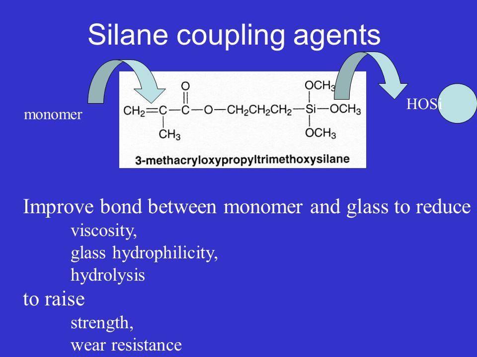Silane coupling agents