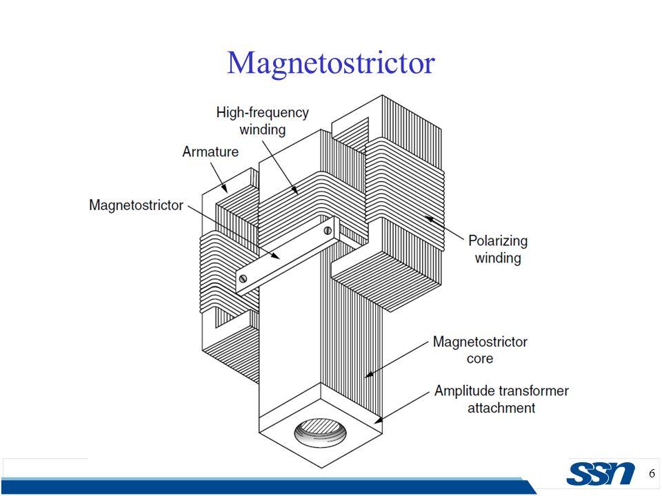 Magnetostrictor