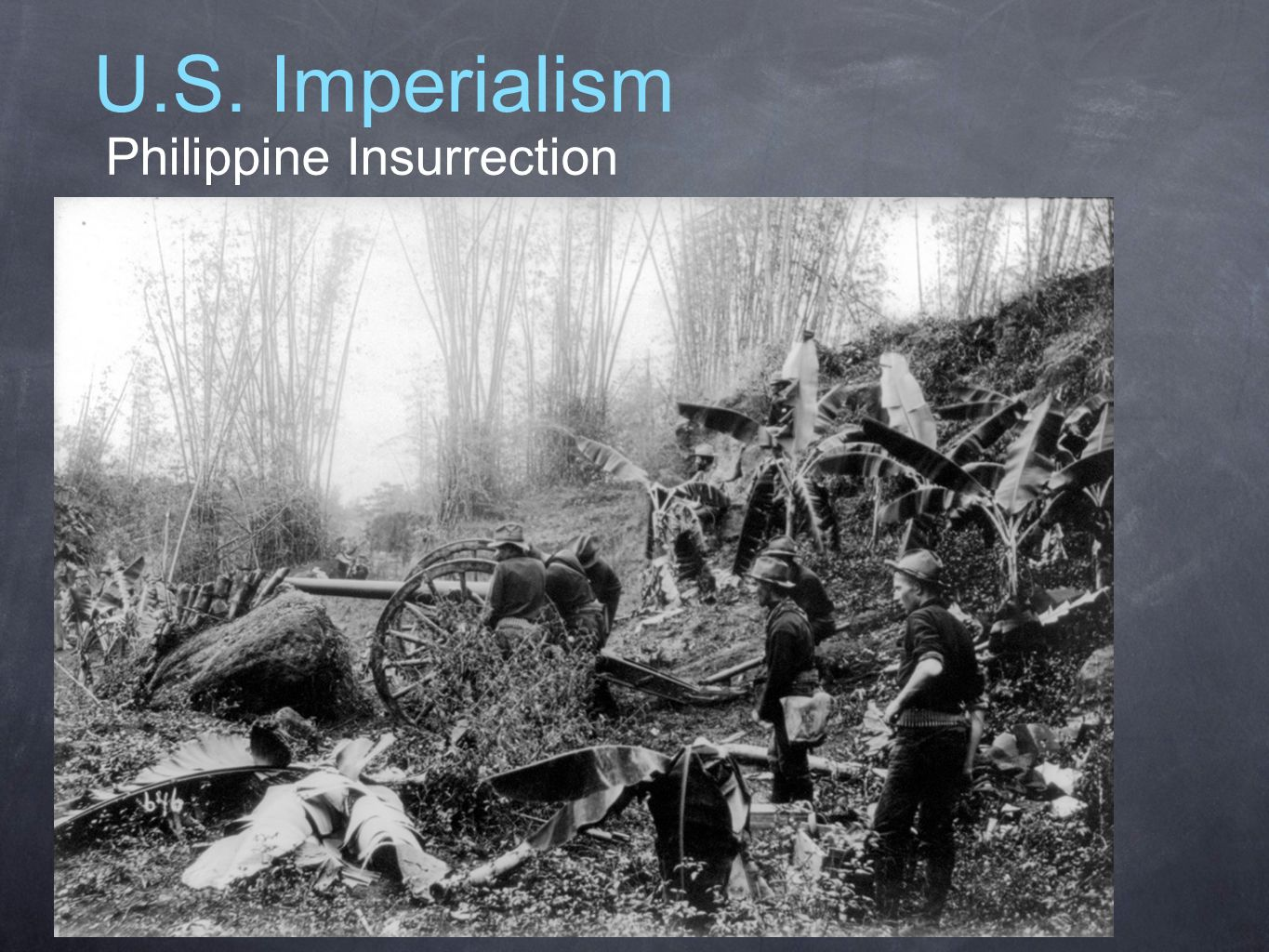 U.S. Imperialism Philippine Insurrection