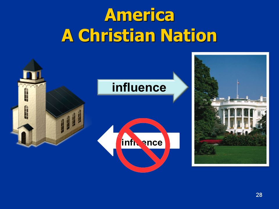 America A Christian Nation