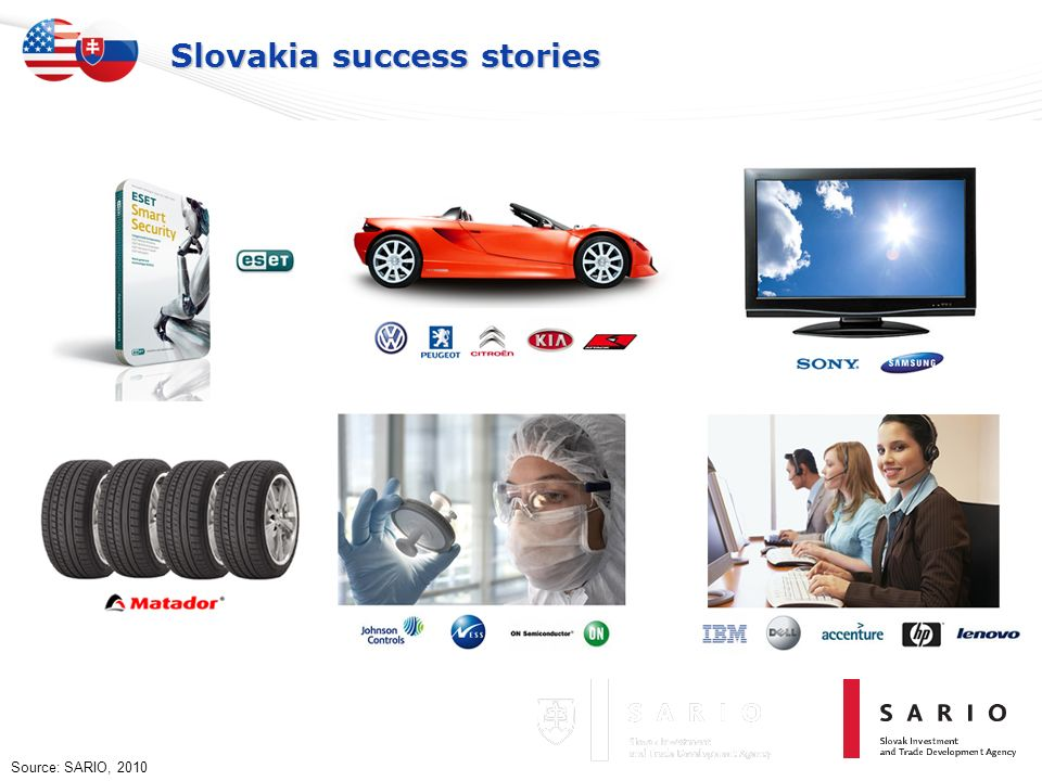 Slovakia success stories