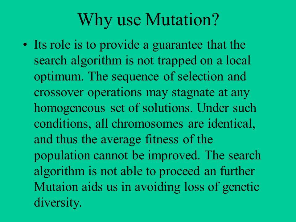 Why use Mutation