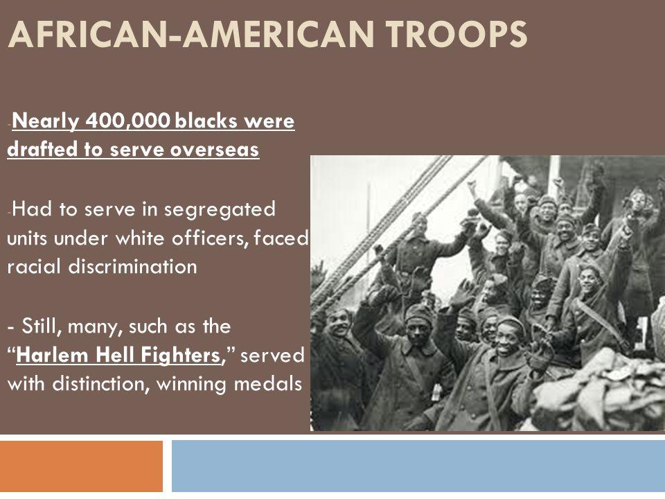 African-American Troops