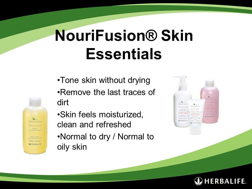 NouriFusion® Skin Essentials