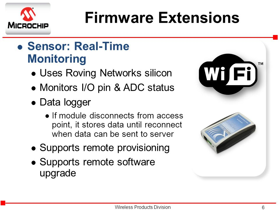 Firmware Extensions Sensor: Real-Time Monitoring