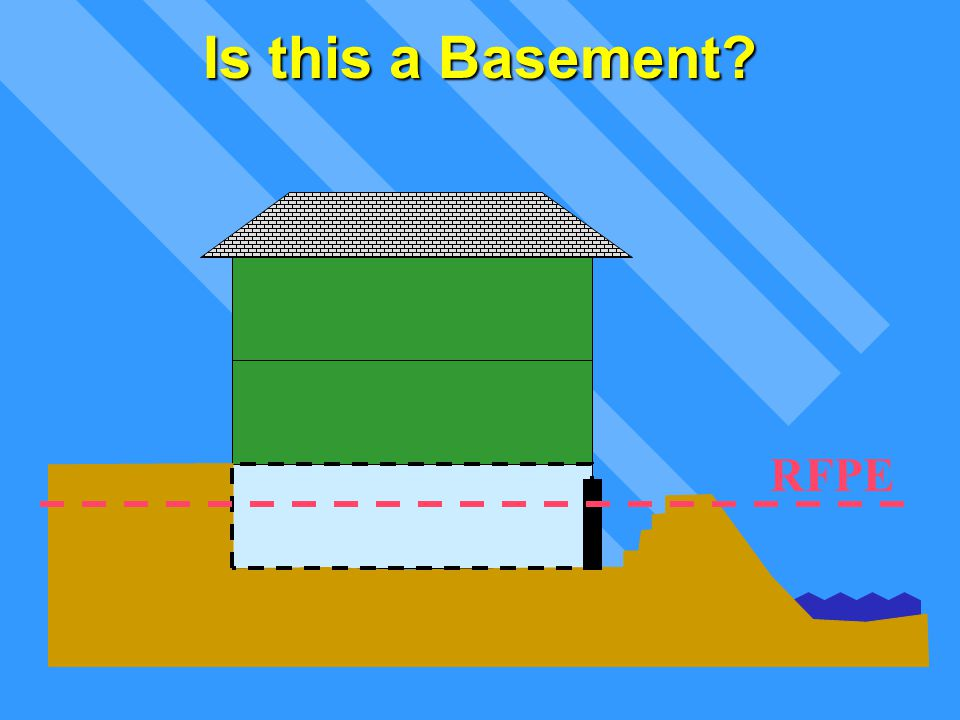 Is this a Basement RFPE