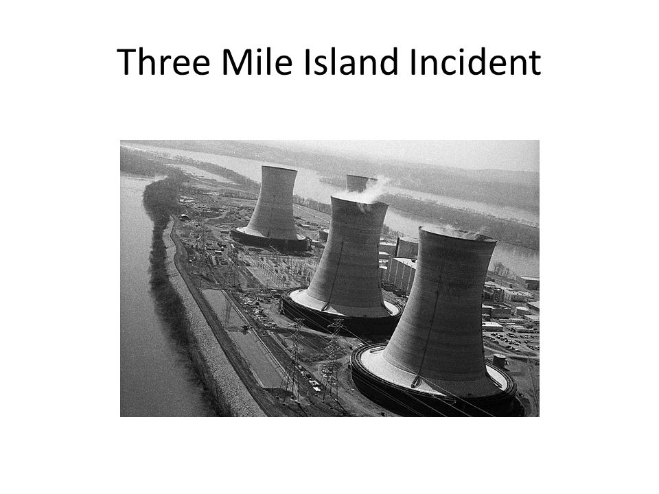 Three Mile Island Incident