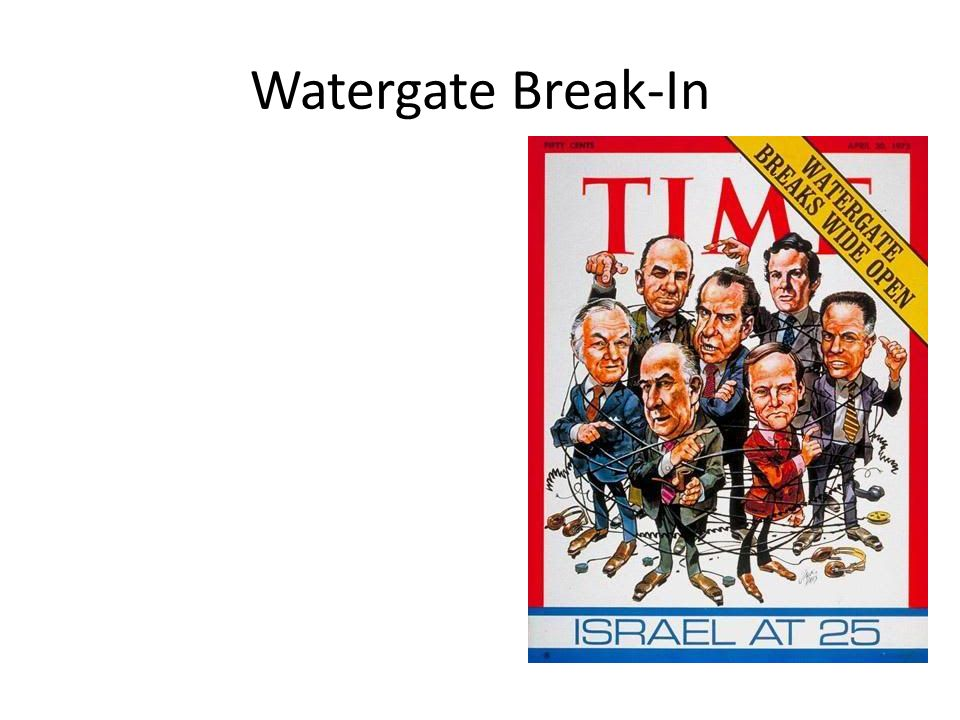 Watergate Break-In