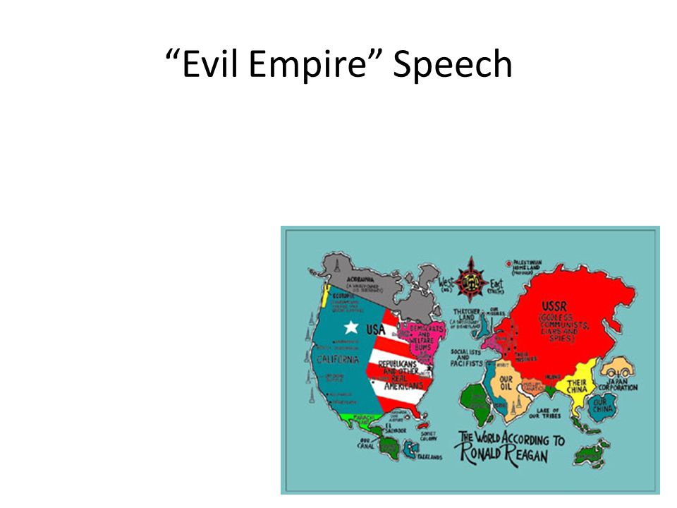 Evil Empire Speech