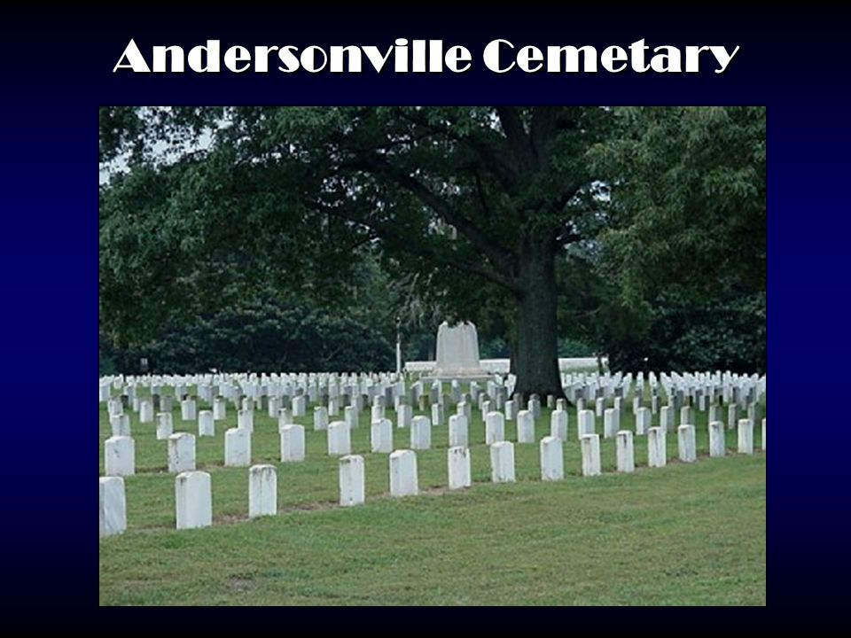 Andersonville Cemetary