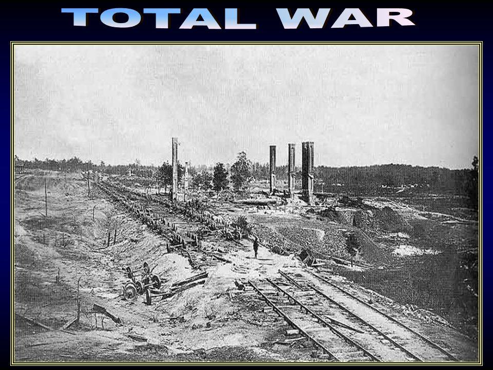 TOTAL WAR Picture: Richmond
