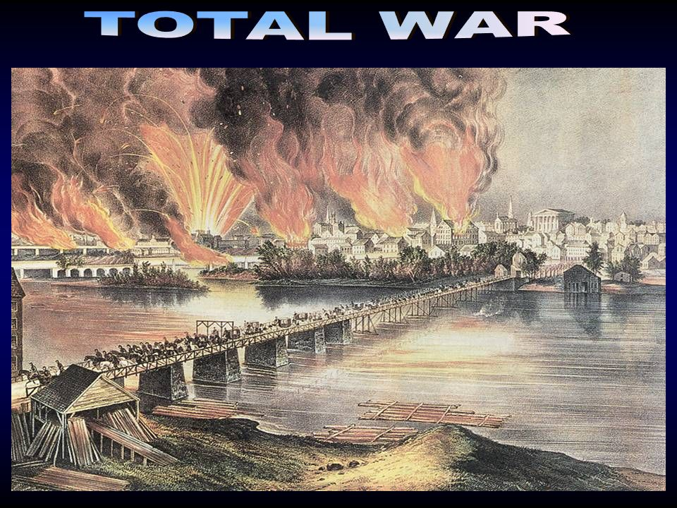 TOTAL WAR Picture: Richmond