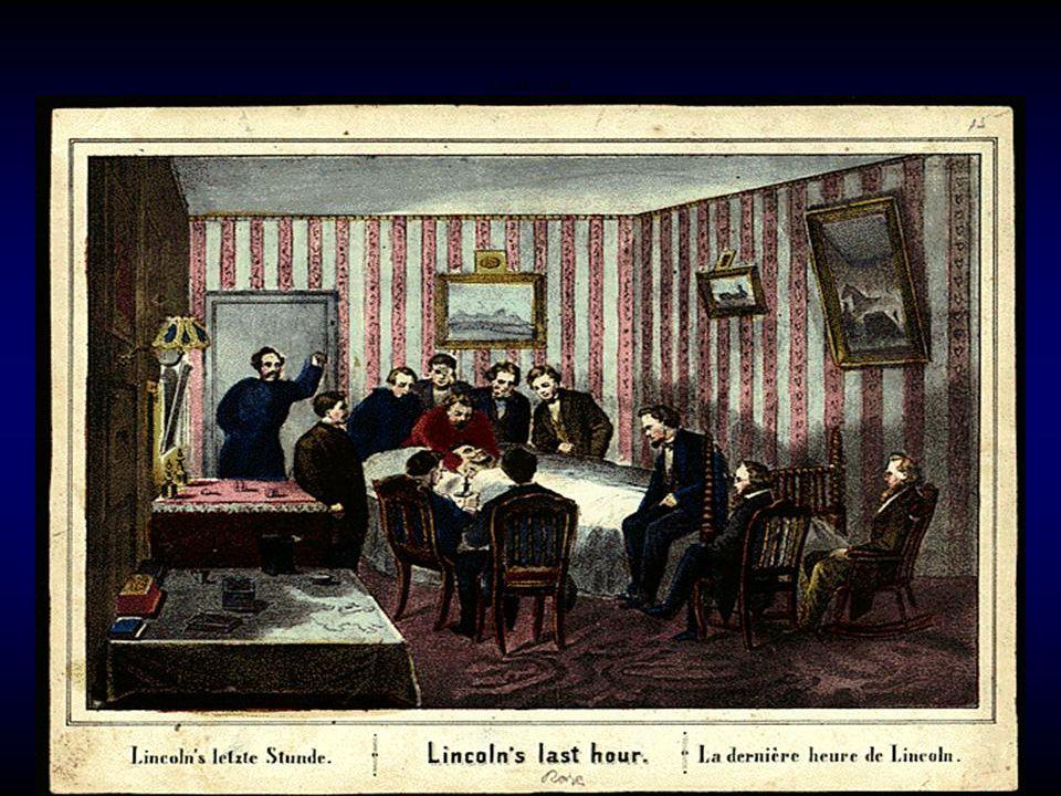 Lincoln's death