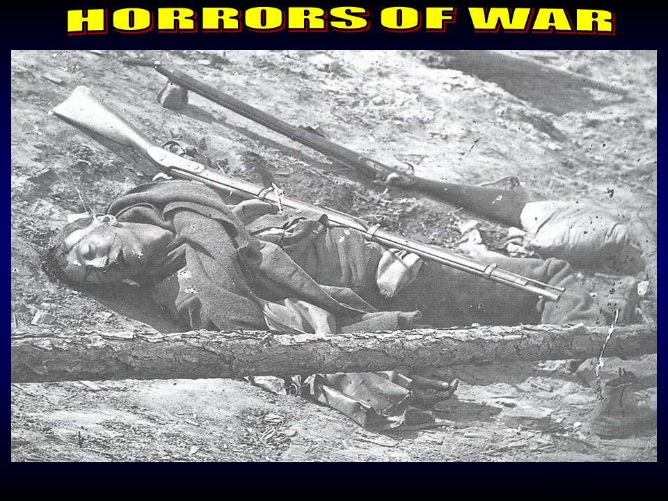 HORRORS OF WAR Horrors of War 1