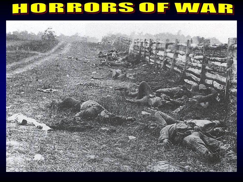 HORRORS OF WAR Horrors of War 3