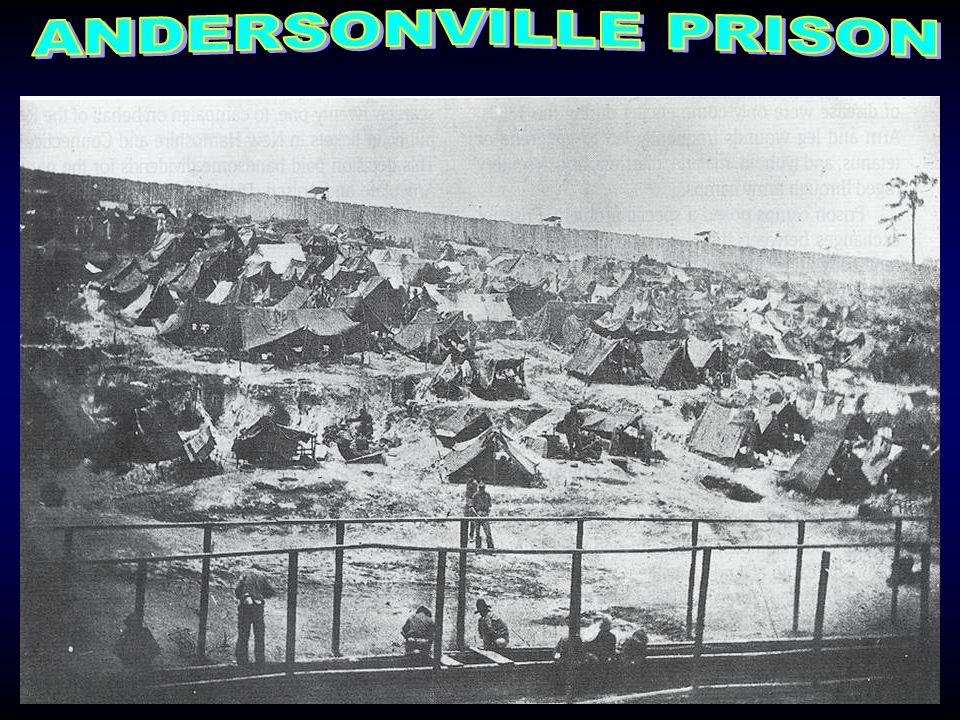 ANDERSONVILLE PRISON Andersonville Prison