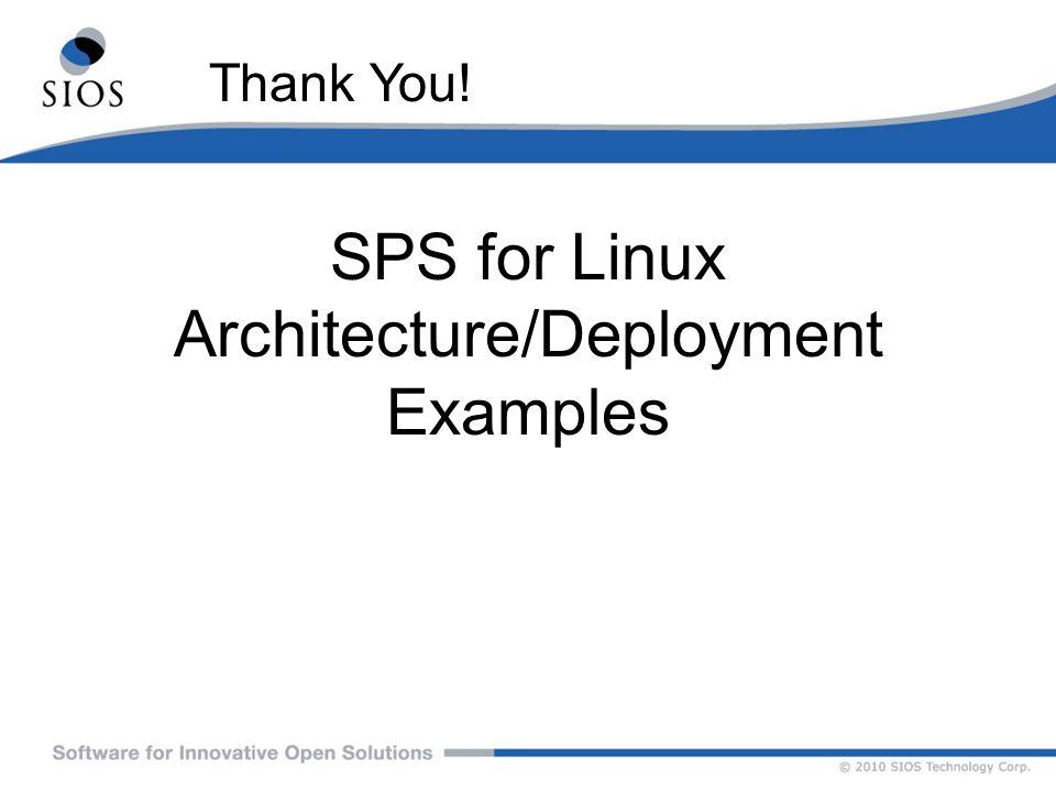 Architecture/Deployment
