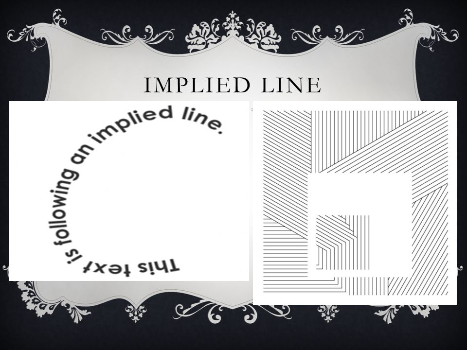 Implied Line