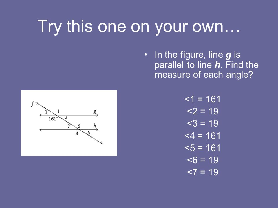 Try this one on your own…
