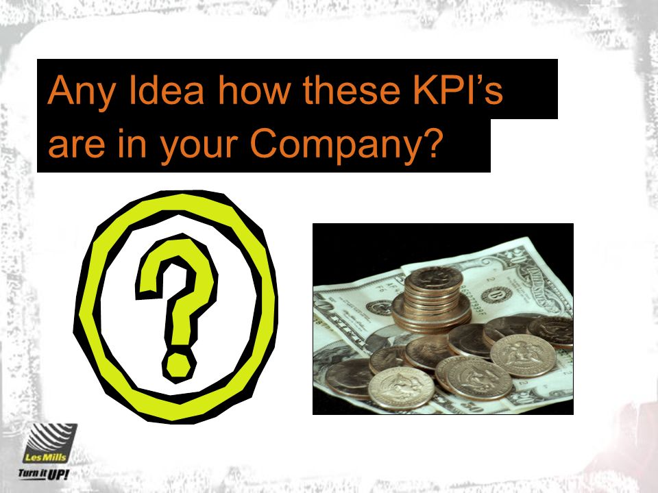Any Idea how these KPI's