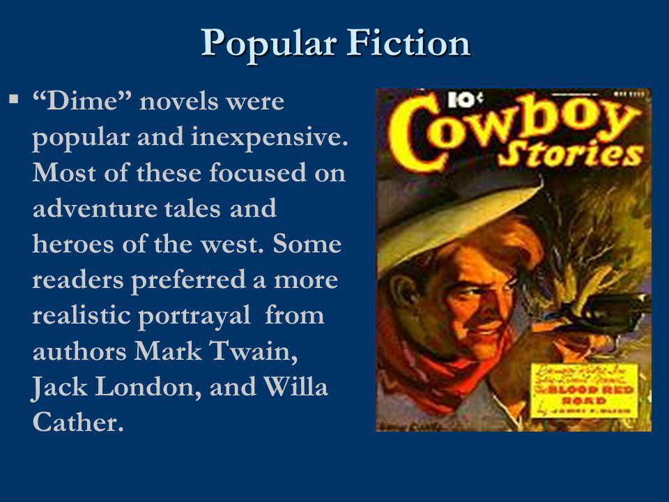 Popular Fiction