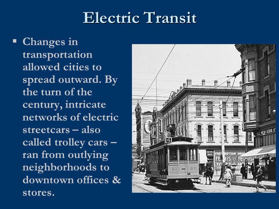 Electric Transit
