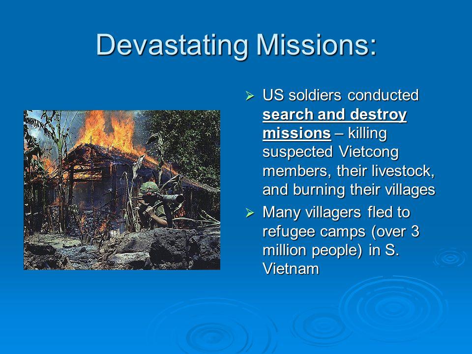Devastating Missions: