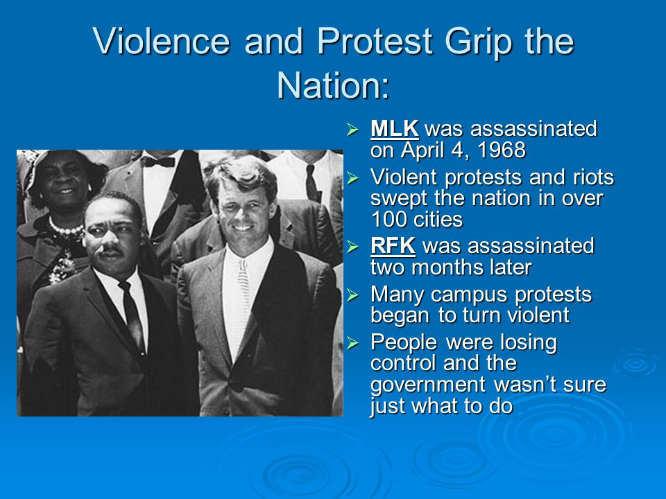Violence and Protest Grip the Nation:
