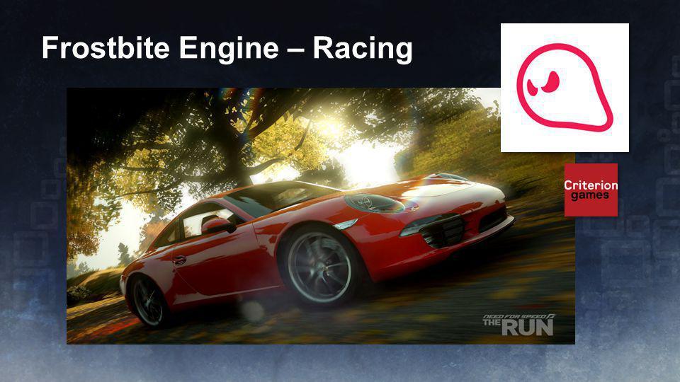 Frostbite Engine – Racing