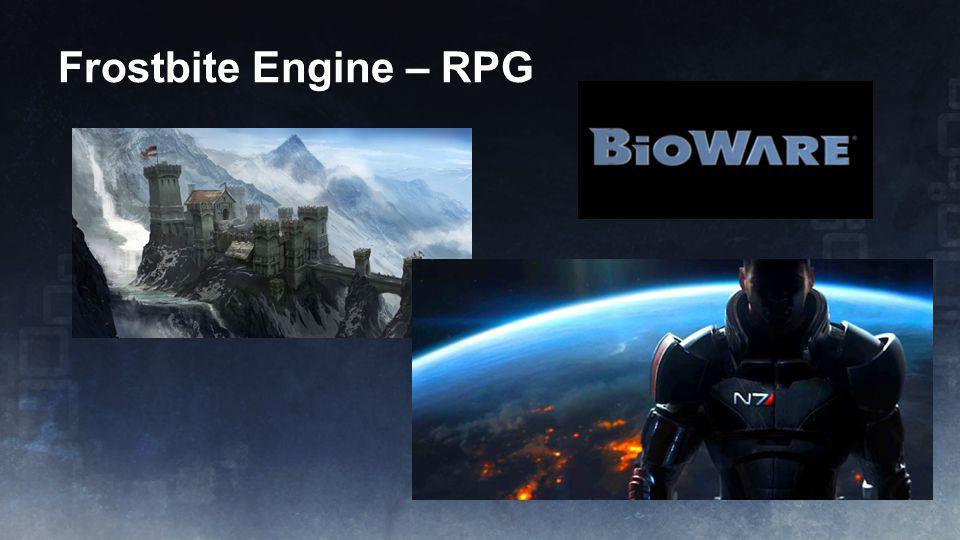 Frostbite Engine – RPG