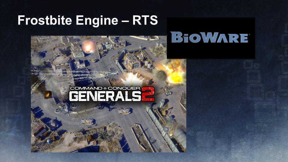 Frostbite Engine – RTS
