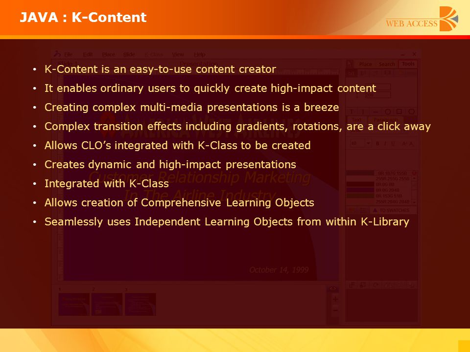 JAVA : K-Content K-Content is an easy-to-use content creator