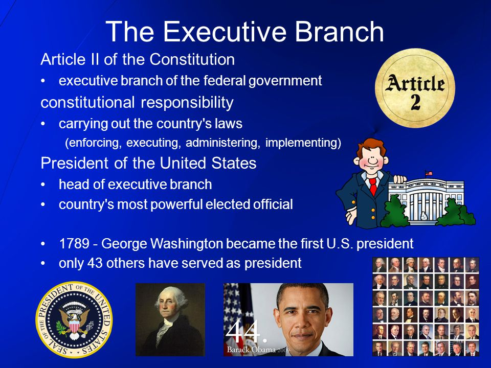 most powerful branch of government The legislative branch the legislative branch is the most powerful branch in government the legislative branch is in charge of making and passing laws.