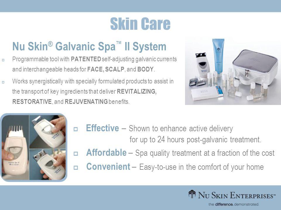 Skin Care Nu Skin® Galvanic Spa™ II System