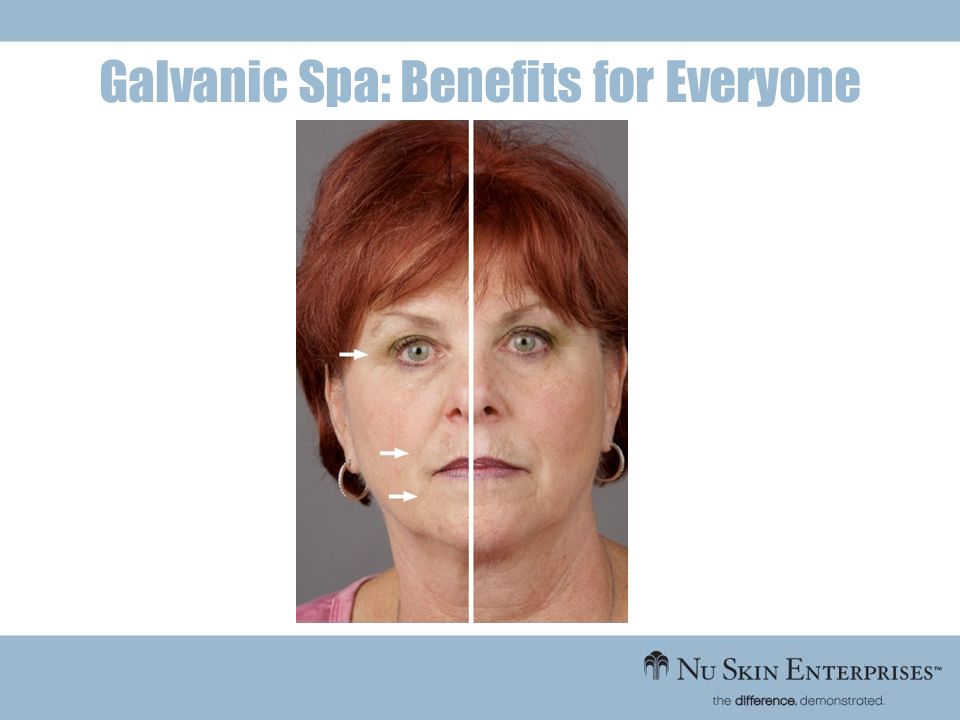 Galvanic Spa: Benefits for Everyone